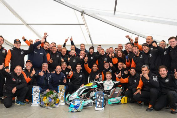 rosberg racing wins the worlds