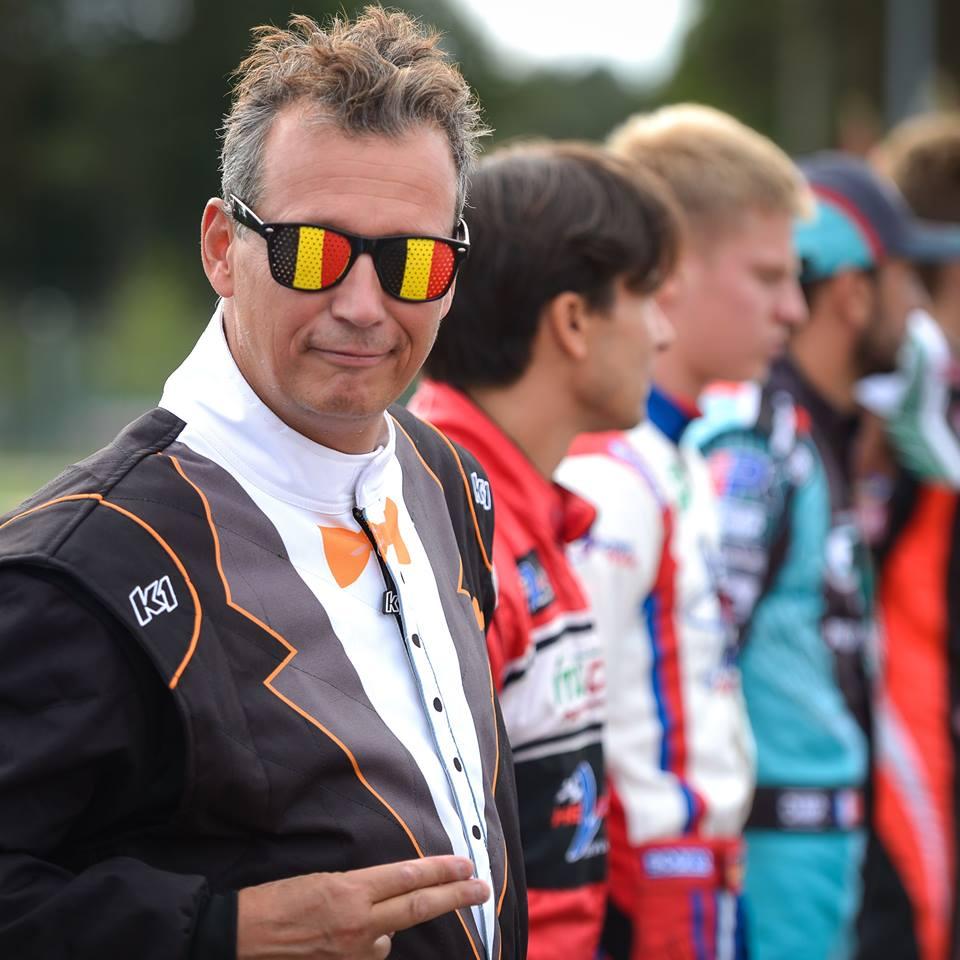 Top Gentleman at KZ World Championship