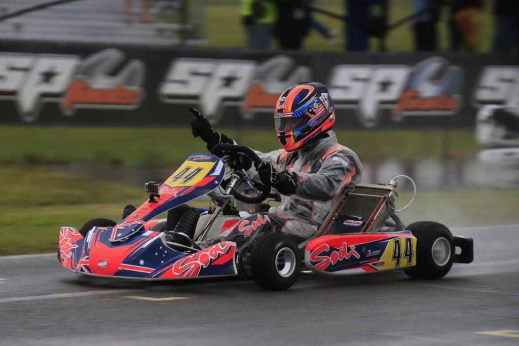 Abbasse Takes Stunning Race of Stars Win