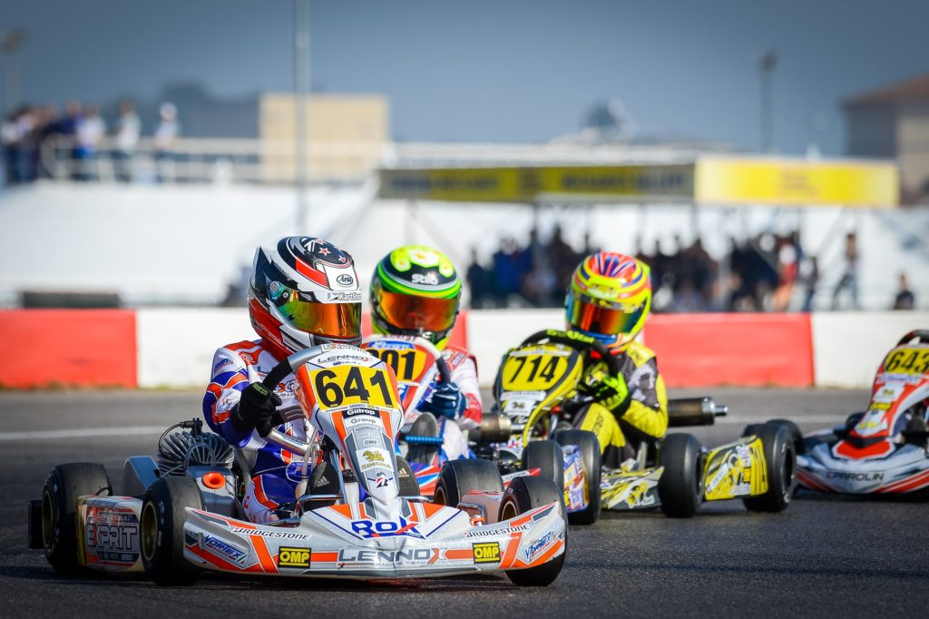 Douglas Gets Call-Up For WSK Start