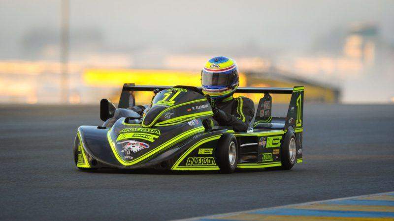 Elkmann Captures European Superkart Championship - KNW