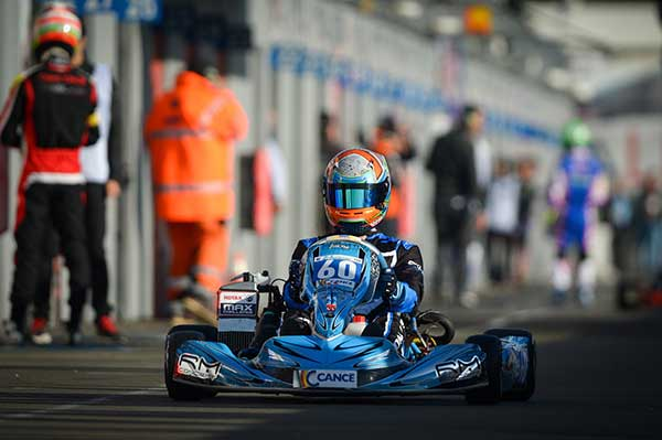 Rotax Podium Lockout at Le Mans