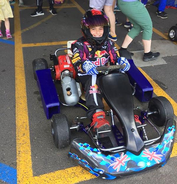 Almost 200 Try Karting as Ipswich Develops Juniors