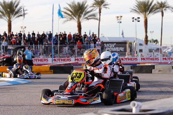 CRG Wins in Vegas With Logan