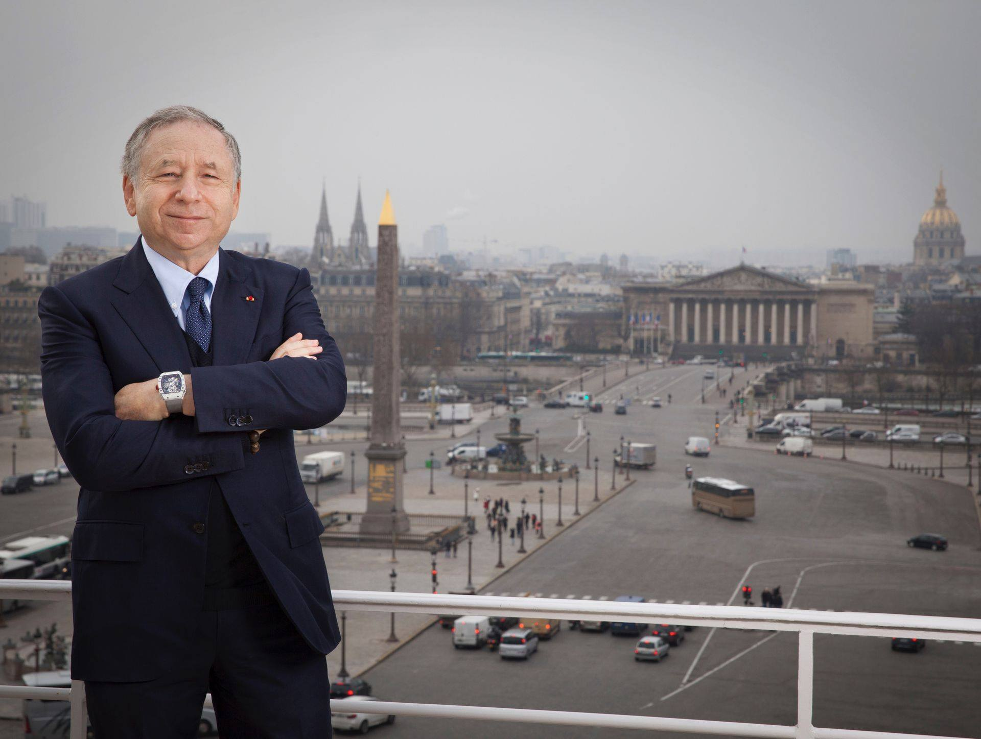 A Message From Jean Todt