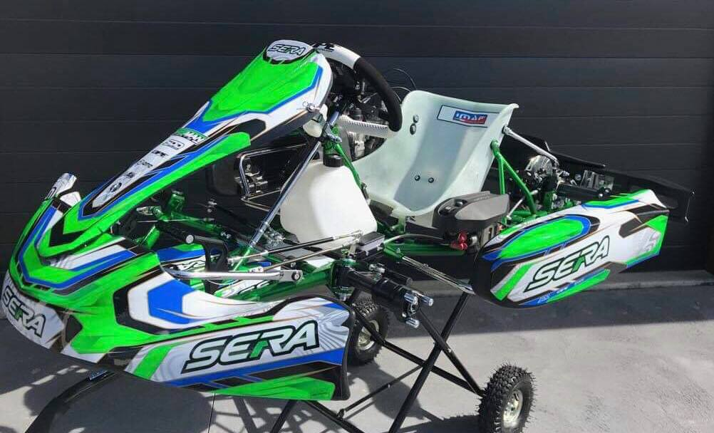 The 2019 Sera Kart