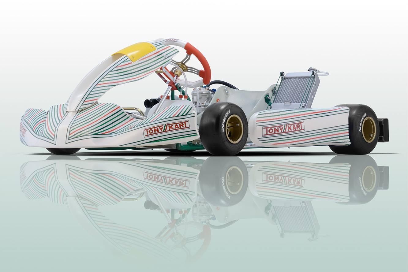 Tony Kart's Racer 401R