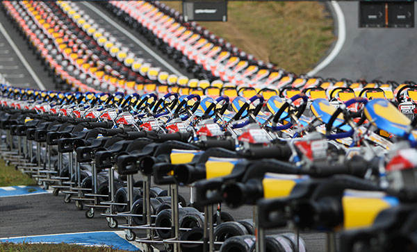 New Chassis Partner for Rotax Grand Finals