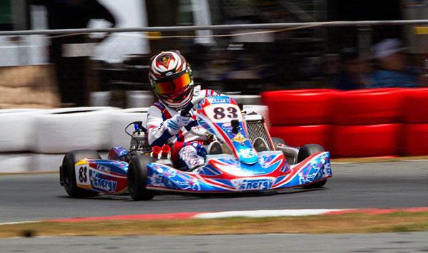 Driver PR: Tristan Griffin, AKC Round 2