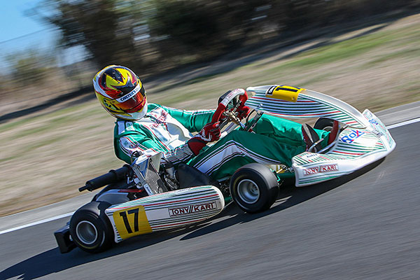 Kiwi Nationals: Qualifying