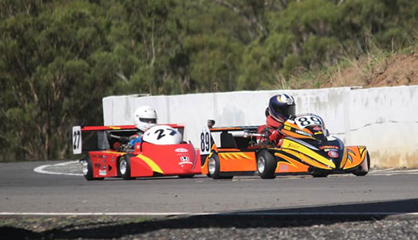 Qld Superkarts Kick Off at Morgan Park