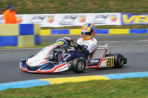 Qualifying Done at WSK Euro Rnd 2