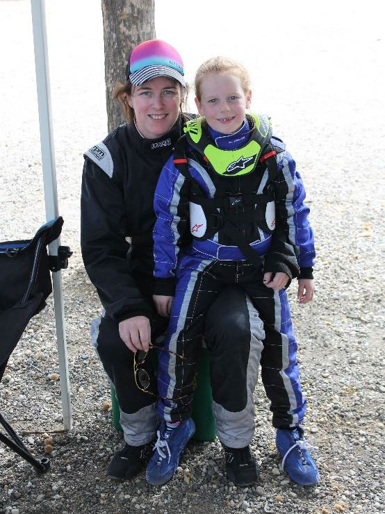 Girl Power Rises at Albury-Wodonga Kart Club