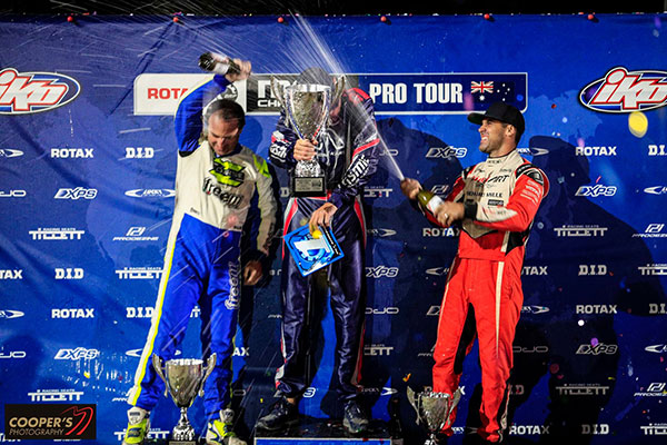 DD2 Masters podium (pic - Coopers Photography)