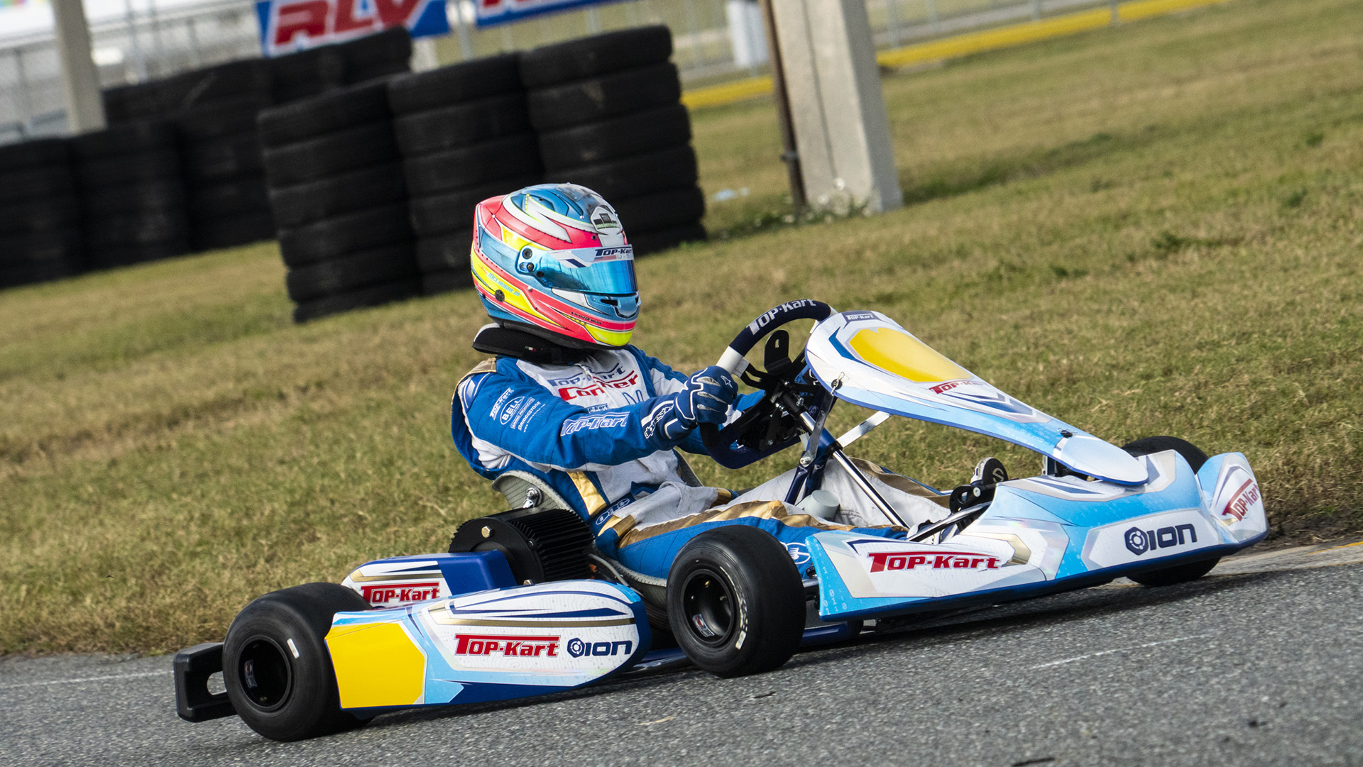 TOP KART USA IN FINAL DEVELOPMENT STAGES OF COMPETITION EV ION PACKAGE