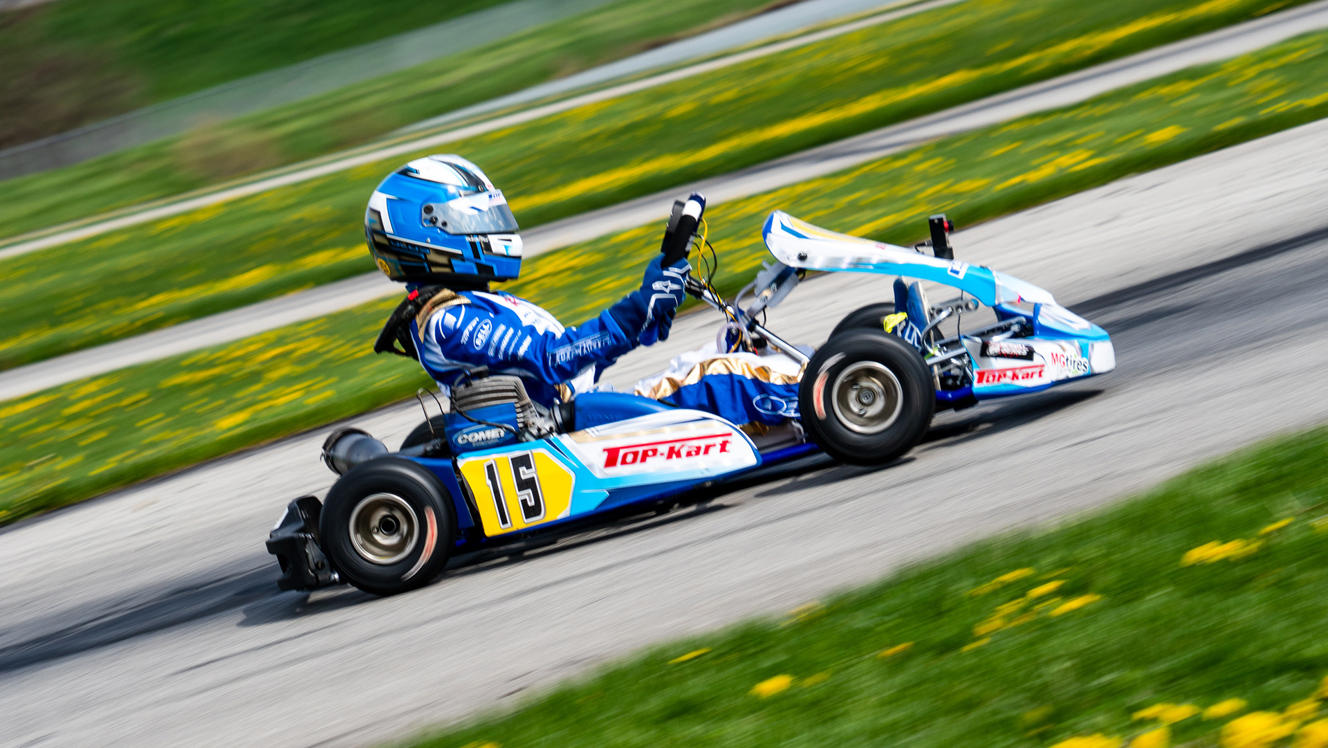TOP KART USA SCORES VICTORIES AND MULTIPLE PODIUMS FOR ROUND ONE OF ROUTE 66