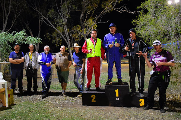 Dalby's Outback Titles