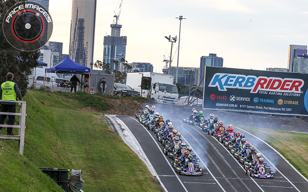 Extra Cadet 12 for City of Melbourne Titles
