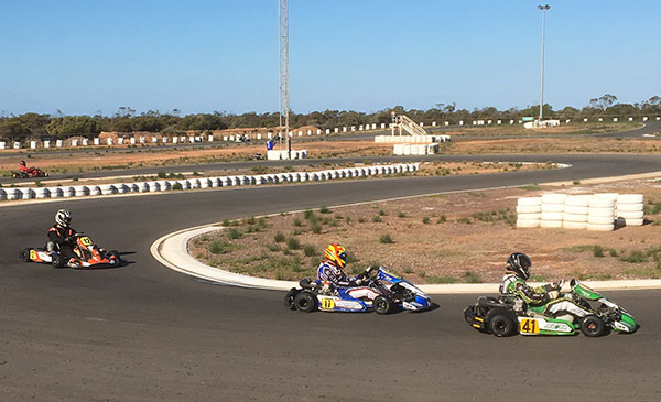 Busy Whyalla Preps for Titles