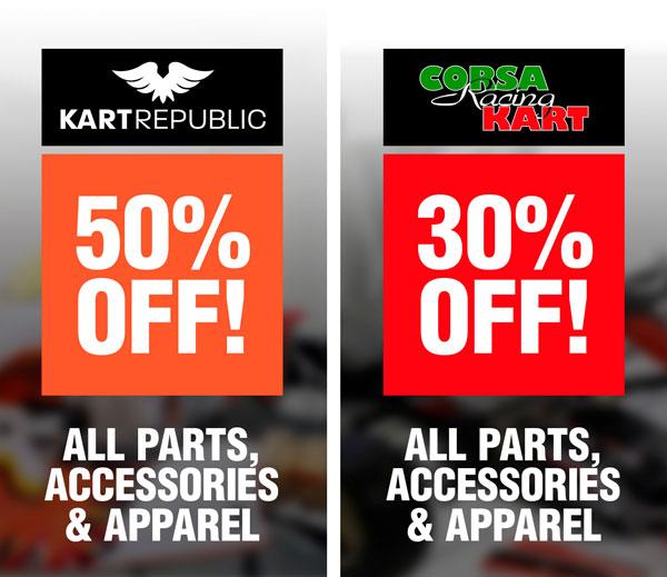 DPE Clear Corsa & Kart Republic