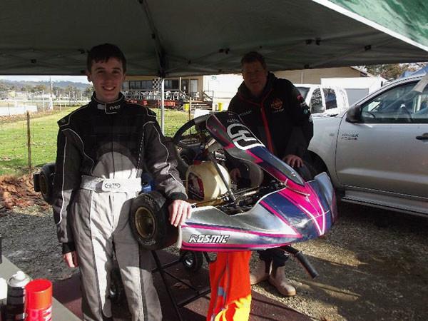 Driver Profile: Flynn Twyford
