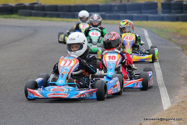 Gippsland's July Races