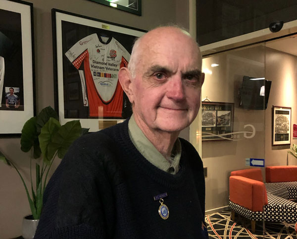 Greg Brewer: HKV's 1st Life Member