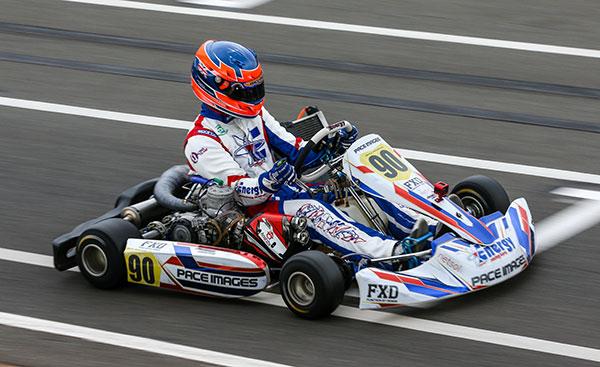 Henry Heads to KZ World Championships