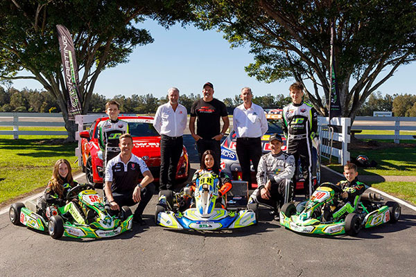 Supercars & Karting Australia do Junior Development Deal