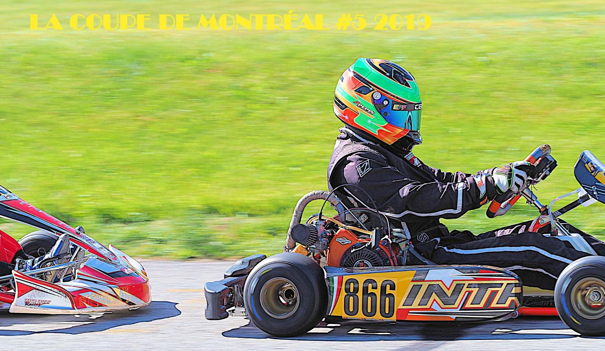 Coupe de montreal #5 SH Karting 2019 photos