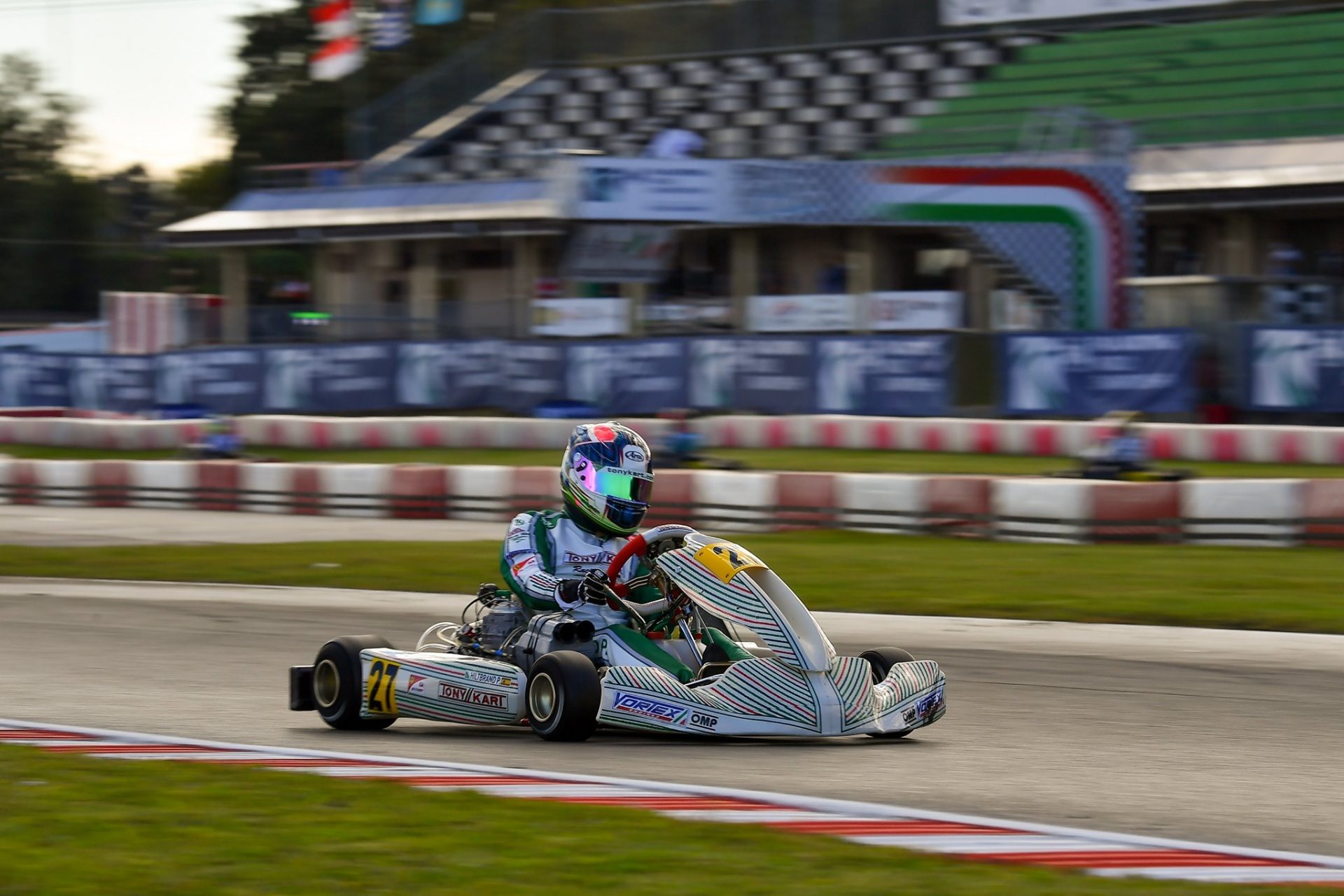 Official statement – Tony Kart