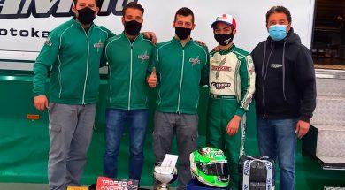 Podium for Gamoto Kart at the Margutti Trophy_5fbd1228cc75c.jpeg