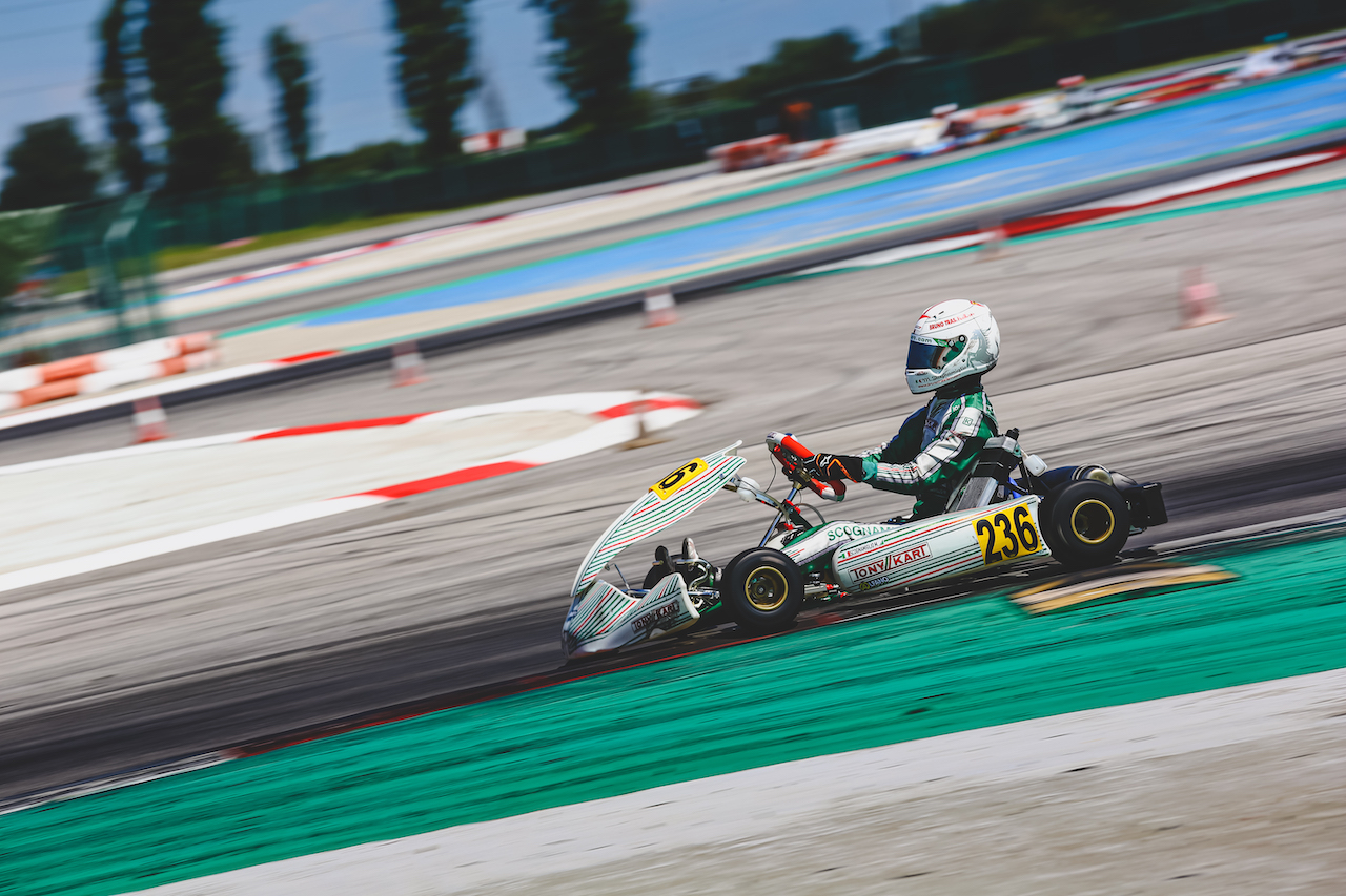 Gamoto Kart prepares for the double round of the WSK Open Cup