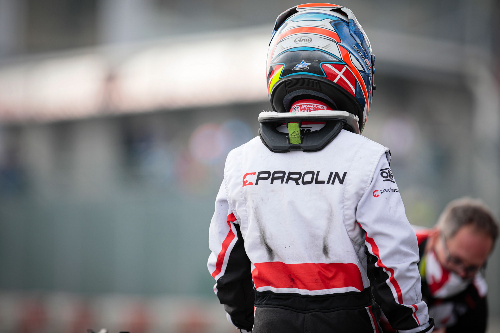 Sorensen ready to come back to Adria for the WSK Super Master Series