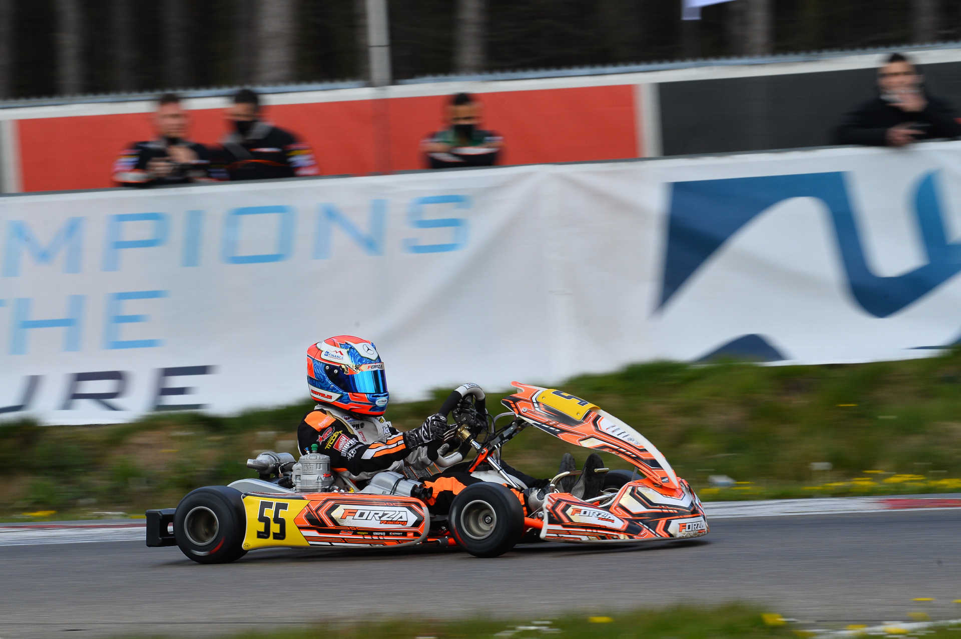 Kastelic fights Champions Of The Future weekend