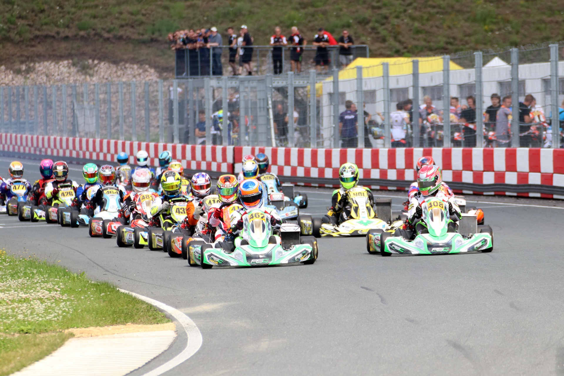 First decisions in the Rotax Max Challenge Euro Trophy