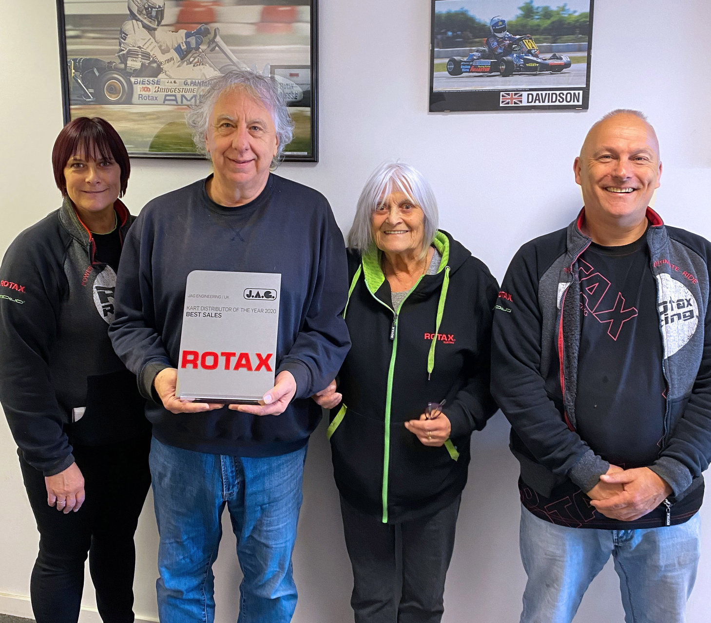Celebrating exceptional performance – Rotax distributor of the year 2020