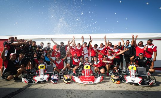 Longhi the European KZ Champion and double for the Birel ART chassis_61436a25d3a0a.jpeg