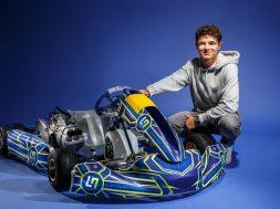 LN Four Is Born, Lando Norris' Kart Made In OTK Kart Group_615c5ab605db3.jpeg
